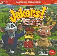 Jackers! Приключения Пигли Винкса
