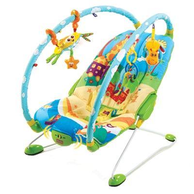 Баунсер – переносное детское кресло Tiny Love (Тини Лав)