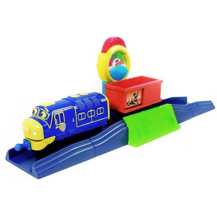 """Игровой набор """"Весовая станция для паровозиков"""" Chuggington (Чаггингтон)"""