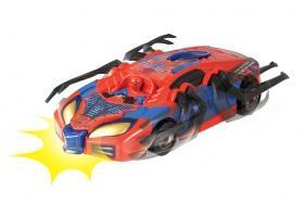 Гонщик трансформер Новый Человек-паук, Silverlit