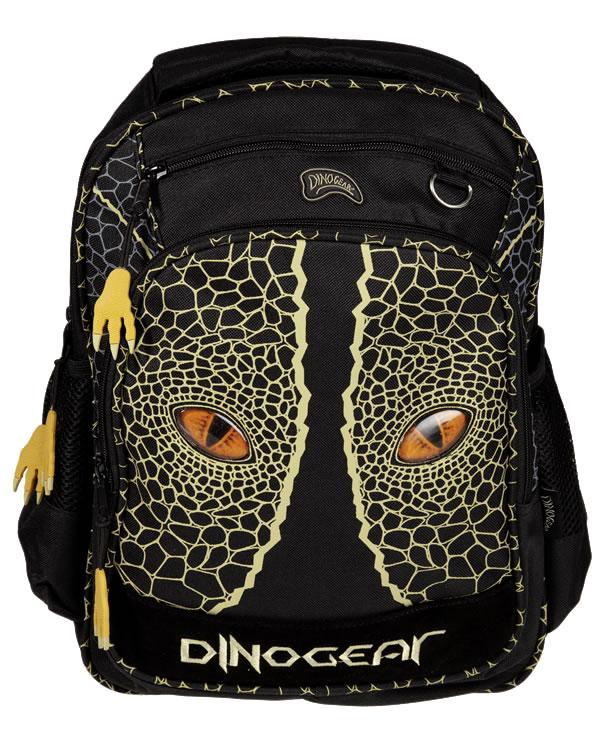Рюкзак 3D Дино Глаза, Dinosoles (Диносолес)