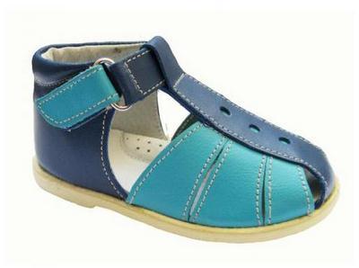 "Летние туфли для мальчика. ФДО ""Скороход""."