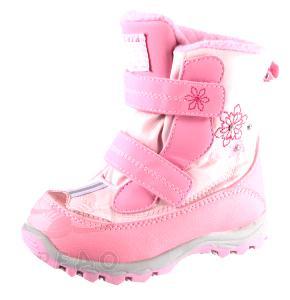 Ботинки малодетские 25491542 розовые Котофей