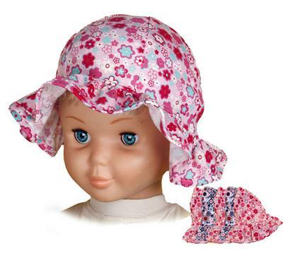 Панама детская, AlbiNat – Konvar. Цвет: розовый.