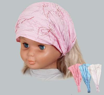 Косынка детская, AlbiNat – Konvar. Цвет: голубой.