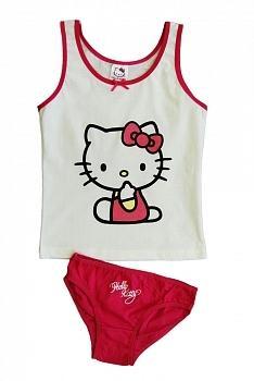 "Комплект для девочки (трусы и майка) ""Hello Kitty"" от ТД Эльдорадо"