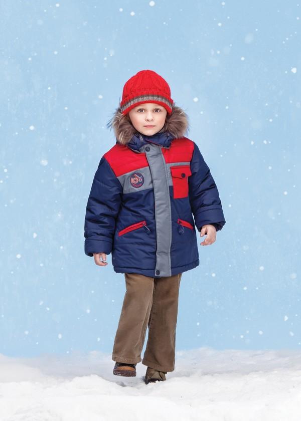 """Куртка для мальчика """"Лапландия"""", Олдос"""