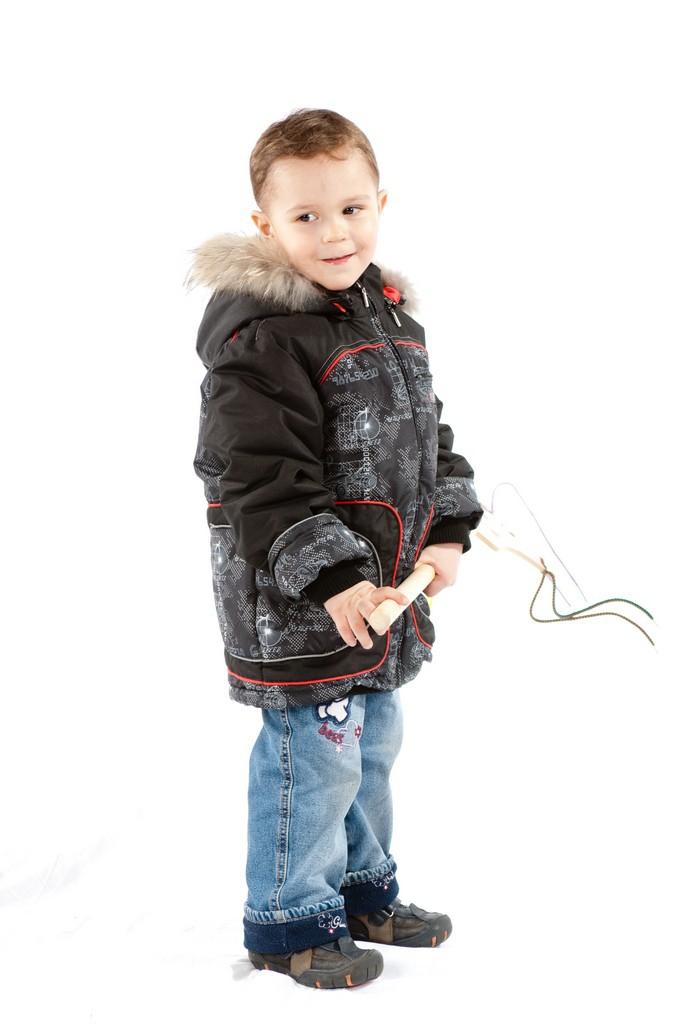 """Куртка для мальчика """"Эко"""", Олдос"""
