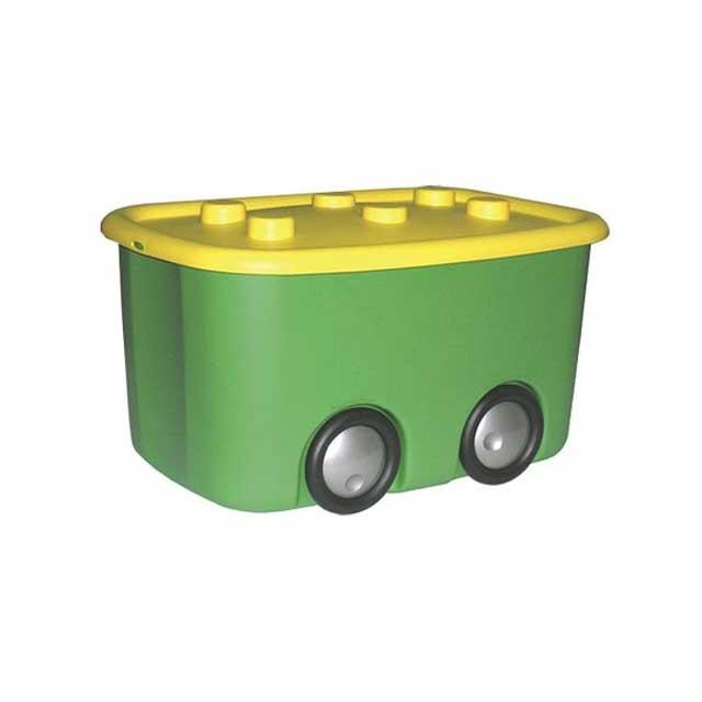 "Ящик для игрушек ""Моби"", М-пластика"