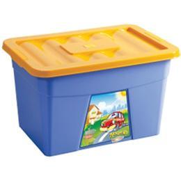 Ящик для игрушек на колесах