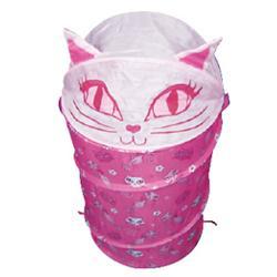 "Корзина для игрушек ""Розовая кошка"" Amalfi (Амалфи)"