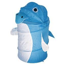 """Корзина для игрушек """"Дельфин голубой"""" Amalfi (Амалфи)"""