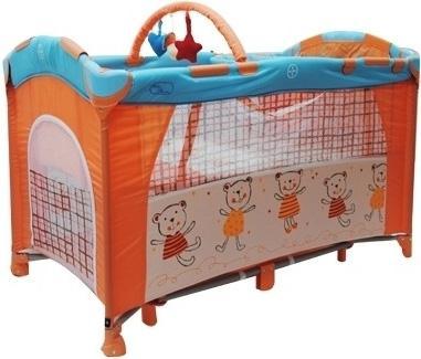 Манеж-кровать Bebe Planete Slip & Play (Бебе Планет)