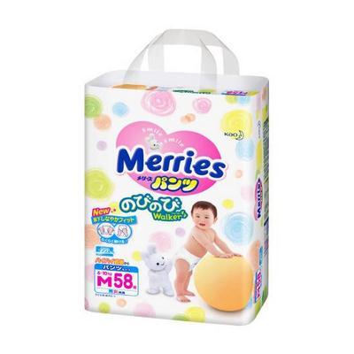 Подгузники-трусики Merries (Меррис) 6-10кг
