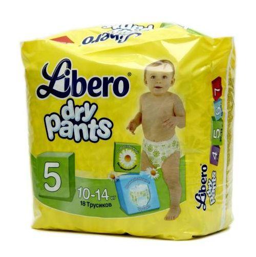 Трусики Libero Dry Pants (Либеро Драй Пэнтс) Макси плюс, 18 шт.