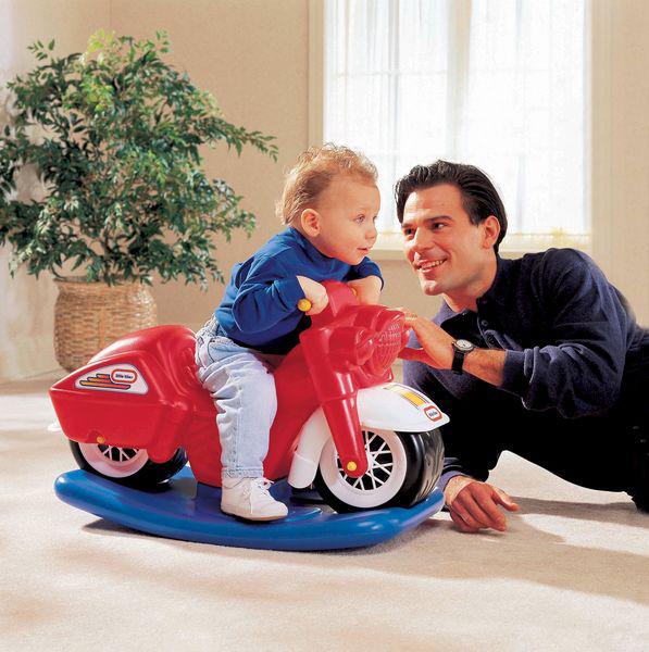 "Каталка-качалка ""Мотоцикл"" Little Tikes (Литл Тайкс)"