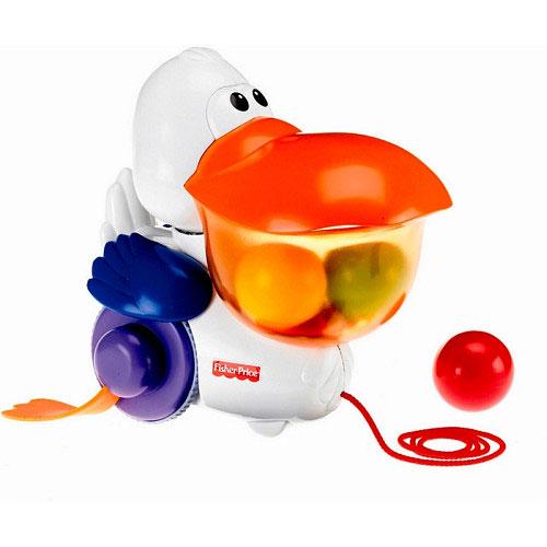 Веселый пеликан с сюрпризом Fisher-Price (Фишер-Прайc)