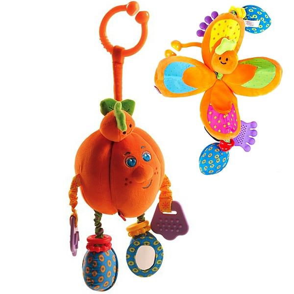 Развивающая игрушка Апельсин Оззи Tiny Love (Тини Лав)