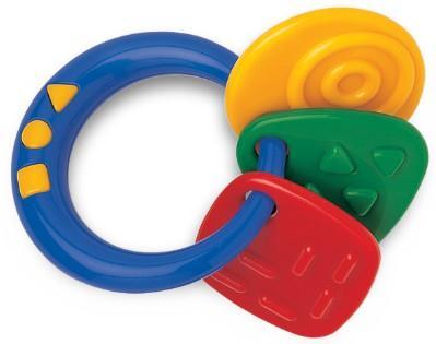 Погремушка – массажер для десен Tolo Toys (Толо Тойз)