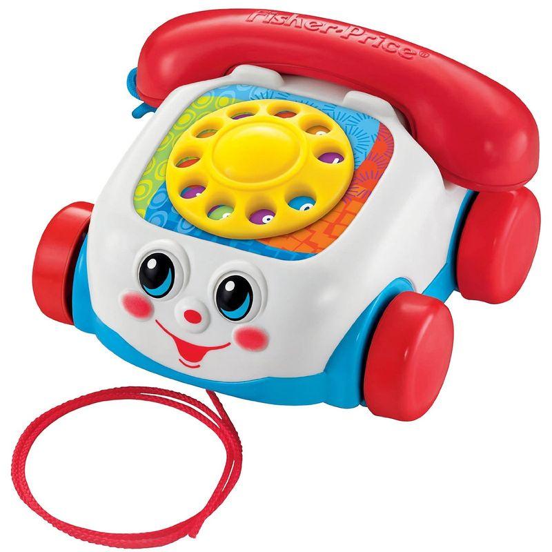 Телефон-каталка Fisher-Price (Фишер-Прайс)