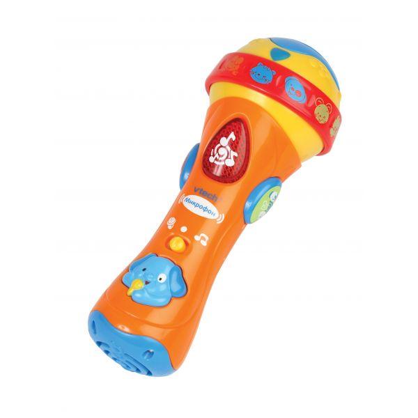 """Развивающая игрушка """"Микрофон"""" VTech"""