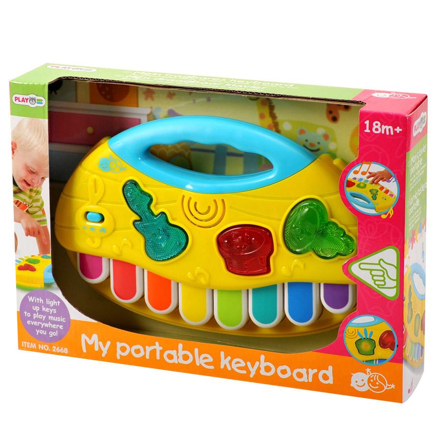 """Развивающая игрушка """"Мое первое пианино"""" Playgo(Плейго)"""