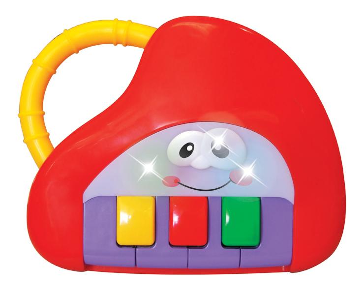 """Развивающая игрушка """"Мое первое пианино"""" Kiddieland (Киддилэнд)"""