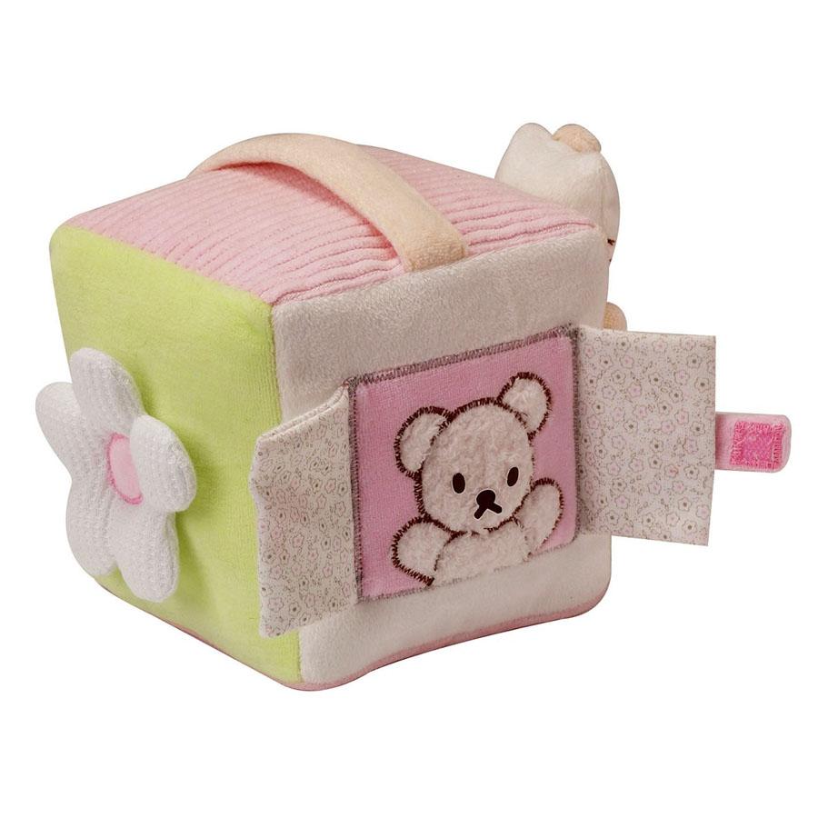 Мягконабивной кубик Hello Kitty, Jemini (Джемини)