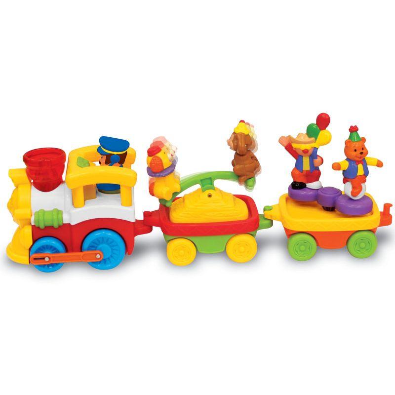 """Развивающая игрушка """"Цирковой поезд"""" Kiddieland (Киддилэнд)"""
