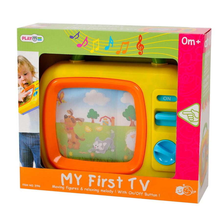 """Развивающая игрушка """"Телевизор"""" Playgo  (Плейго)"""