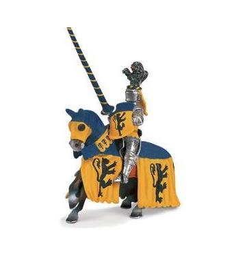 Рыцарь на коне (синий) Schleich (Шлейх)
