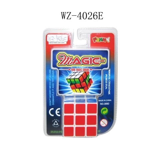 Кубик Логический, 4,6 см PlayLab (ПлейЛаб)