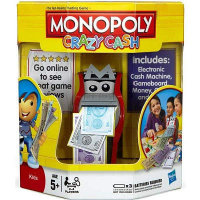 "Игра ""Монополия Несметное богатство 2″, Hasbro (Хасбро)"