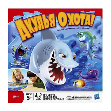 "Игра ""Акулья охота"" Hasbro (Хасбро)"