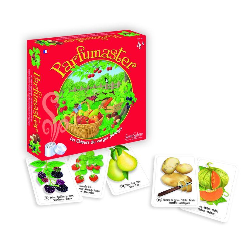 """Игра """"Овощи-фрукты""""Sentosphere (Сентосфер)"""