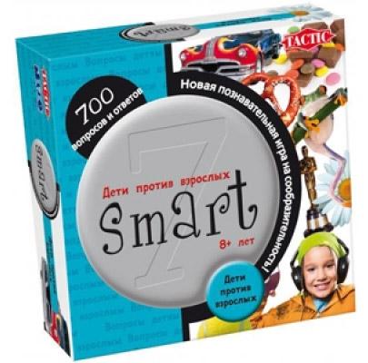 Smart 7 Дети против взрослых (с 8-ми  лет) Tactic (Тактик)