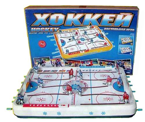 """Настольный хоккей """"Хоккей-2″ Sport Toys (Спорт Тойз)"""