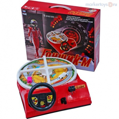 Игра Гонщик-М Sport Toys (Спорт Тойз)