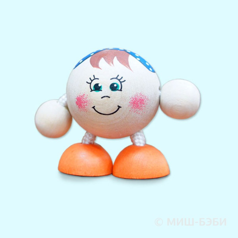 "Кукла ""Топа"", Краснокамская игрушка"