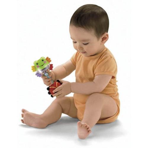 "Погремушка ""Гантелька"" Mattel (Маттел)"