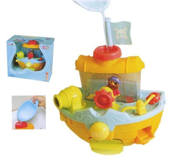 """Набор для ванной """"Пираты"""" Playgo (Плейго)"""