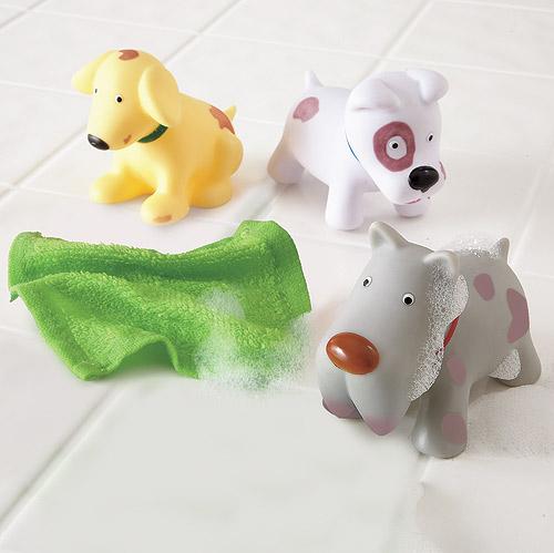 """Игровой набор для ванны """"Вымой щенка"""" Alex (Алекс)"""