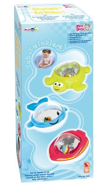"""Набор игрушек для ванной """"Мерцающие поплавки""""  Playgo (Плейго)"""
