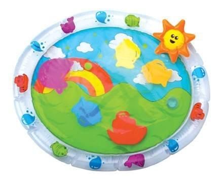 Игровой надувной коврик для ванной Be be lino (Бебелино)