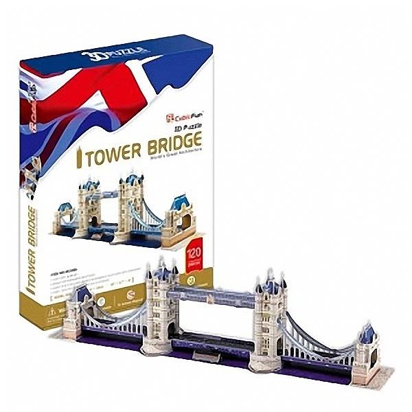Игрушка Тауэрский Мост (Великобритания)  CubicFun (КубикФан)