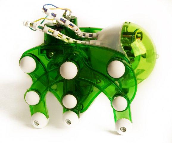 Робот-конструктор KIT EK-501 Мастер Кит