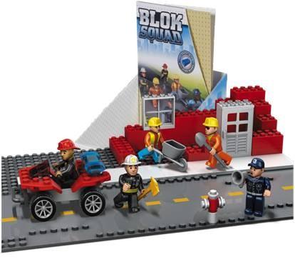 Игровая пластина Blok Squad  Mega Bloks (Мега Блокс)