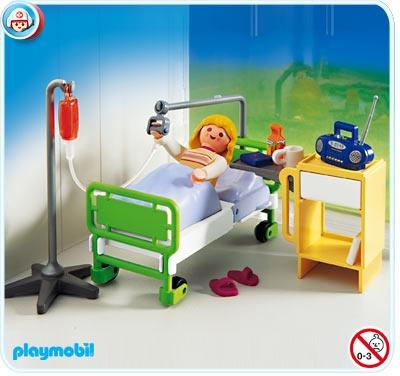 Детская палата Playmobil (Плеймобил)