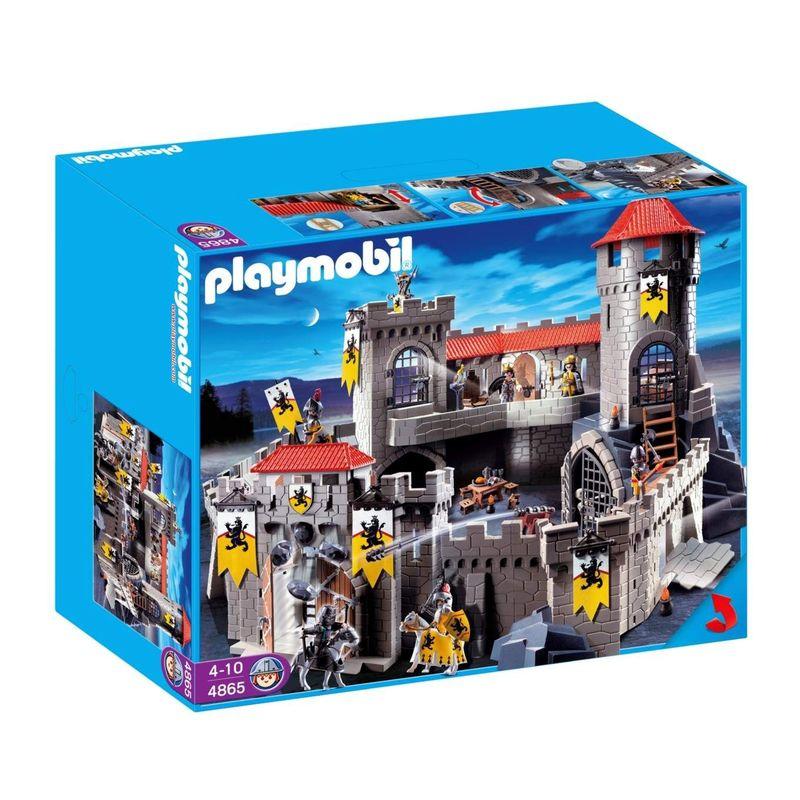 """Игровой набор """"Замок Империи Рыцарей Льва"""" Playmobil (Плеймобил)"""