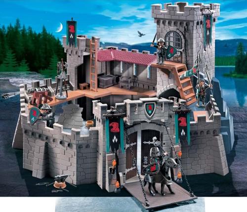 Рыцари: Замок Рыцарей Сокола Playmobil (Плеймобил)
